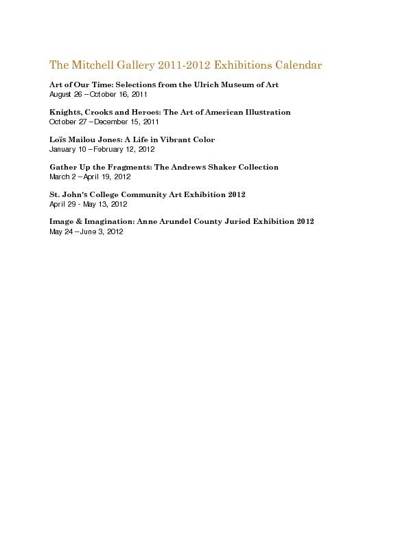 Mitchell Gallery Exhibition Schedule 2011-2012.pdf