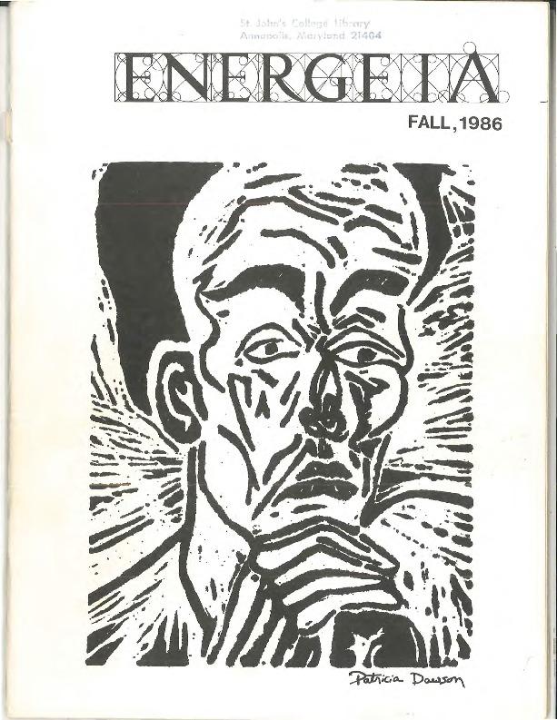 Energeia Fall 1986.pdf