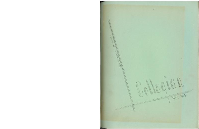 Collegian 1958, January.pdf