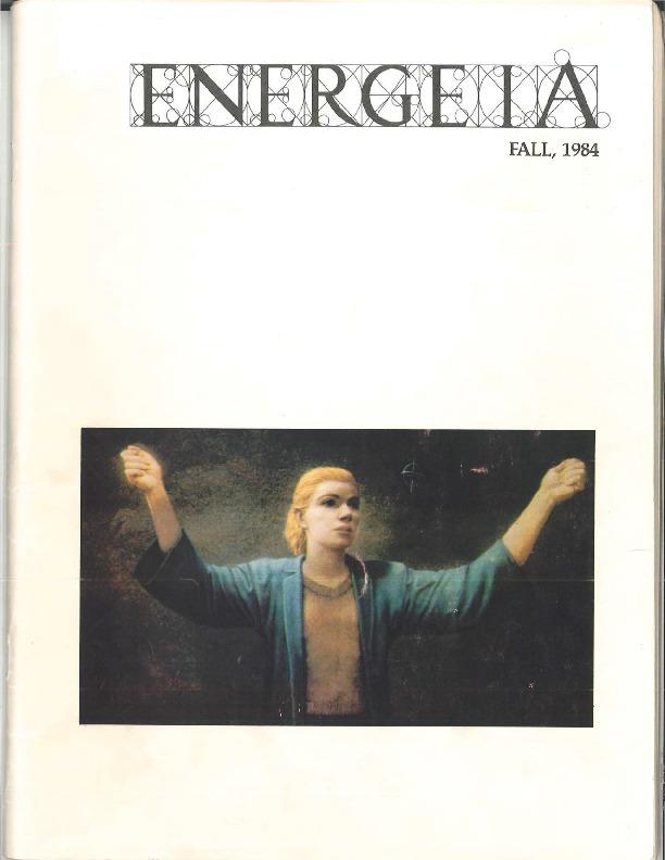 Energeia Fall 1984.pdf