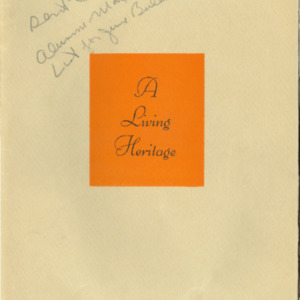 Bulletin-A Living Heritage-Vol V #2-June 1953.pdf