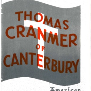 Thomas Cranmer of Canterbury