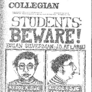 The Collegian, October 10, 1976