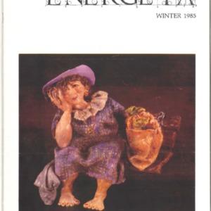 Energeia, Winter 1985
