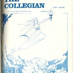 The Collegian, February 29, 1976