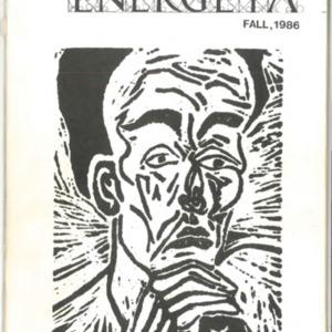 Energeia, Fall 1986