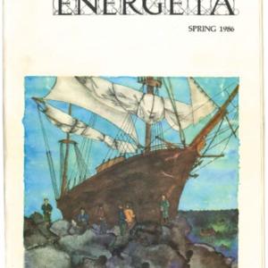 Energeia, Spring 1986