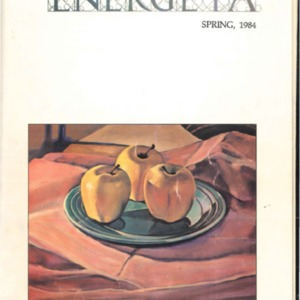 Energeia, Spring 1984