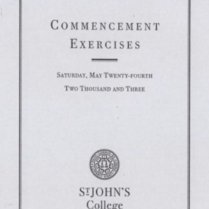 SF Commencement Program 2003-05-24.pdf