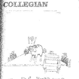 The Collegian, April 11, 1976