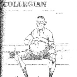 The Collegian, April 18, 1976