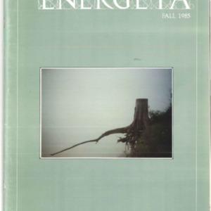 Energeia, Fall 1985