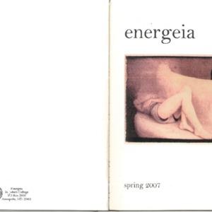 Energeia, Spring 2007