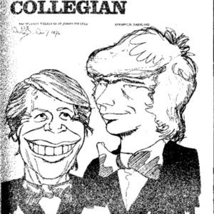 The Collegian, November 07, 1976