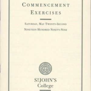 SF Commencement Program 1999-05-22.pdf