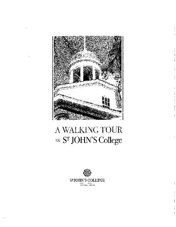 A Walking Tour St. John's College 3.pdf