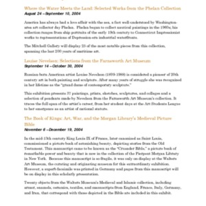 Mitchell Gallery Exhibition Schedule 2004-2005.pdf