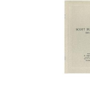 Scott Buchanan 1895-1968, Vol. XX, #4.pdf