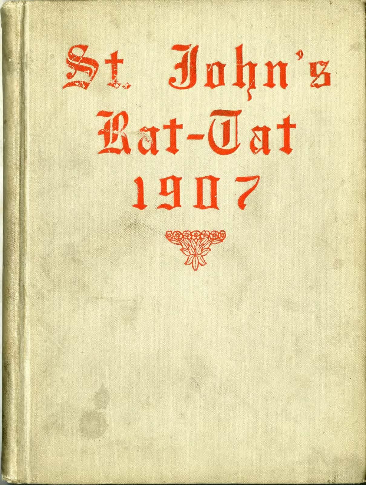 St. John's Rat-Tat 1907