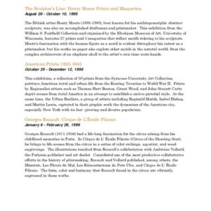Mitchell Gallery Exhibition Schedule 1998-1999.pdf