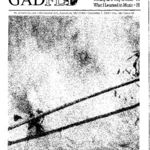 Gadfly, Vol. XL, Issue 04, Dec. 7, 2018.pdf