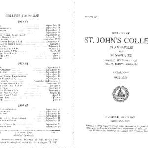 Bulletin, February 1963, Vol. XV, #1.pdf
