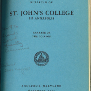 Bulletin December 1951-Vol III No 4-Charter of the College.pdf