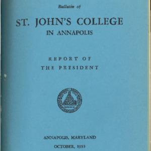 Bulletin October 1955 Vol. VII No. 4-Report of the President.pdf