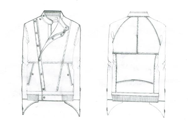 fashion design introduction to hand drawn technical flats robert