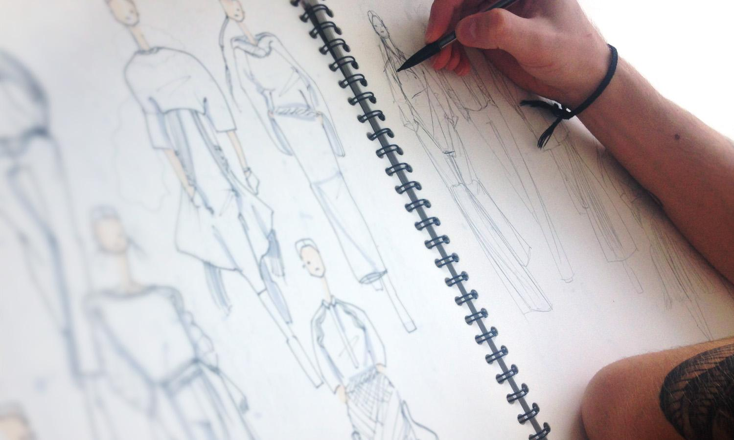 The first steps of fashion design from concept to Fashion design schools in dallas texas