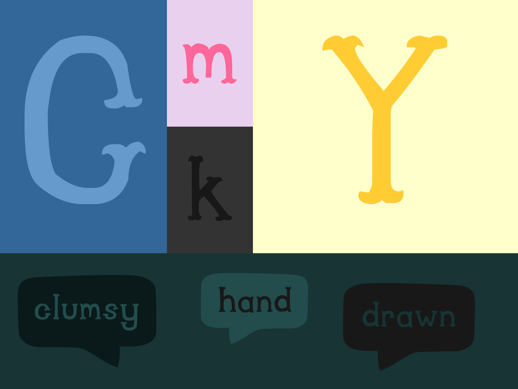 Hand Drawn Typography Create Your Own Font