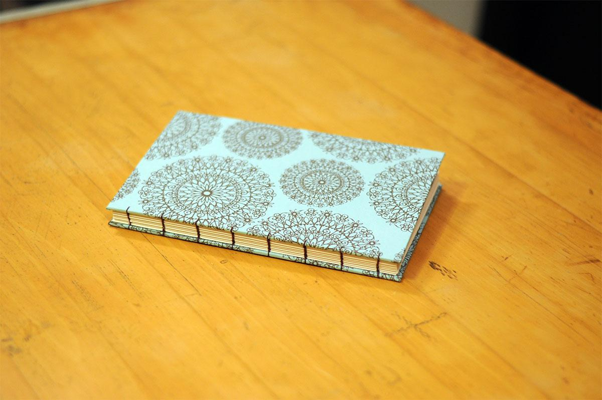 How To Make A Decorative Book Cover ~ Bookbinding make a coptic stitch book caleb sylvest skillshare