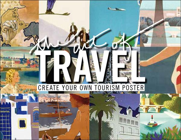 Dive Into A Brief History Of Travel Posters Learn About Place Branding And Be Inspired By Contemporary Tourism Campaigns This Visually Rich Class Is