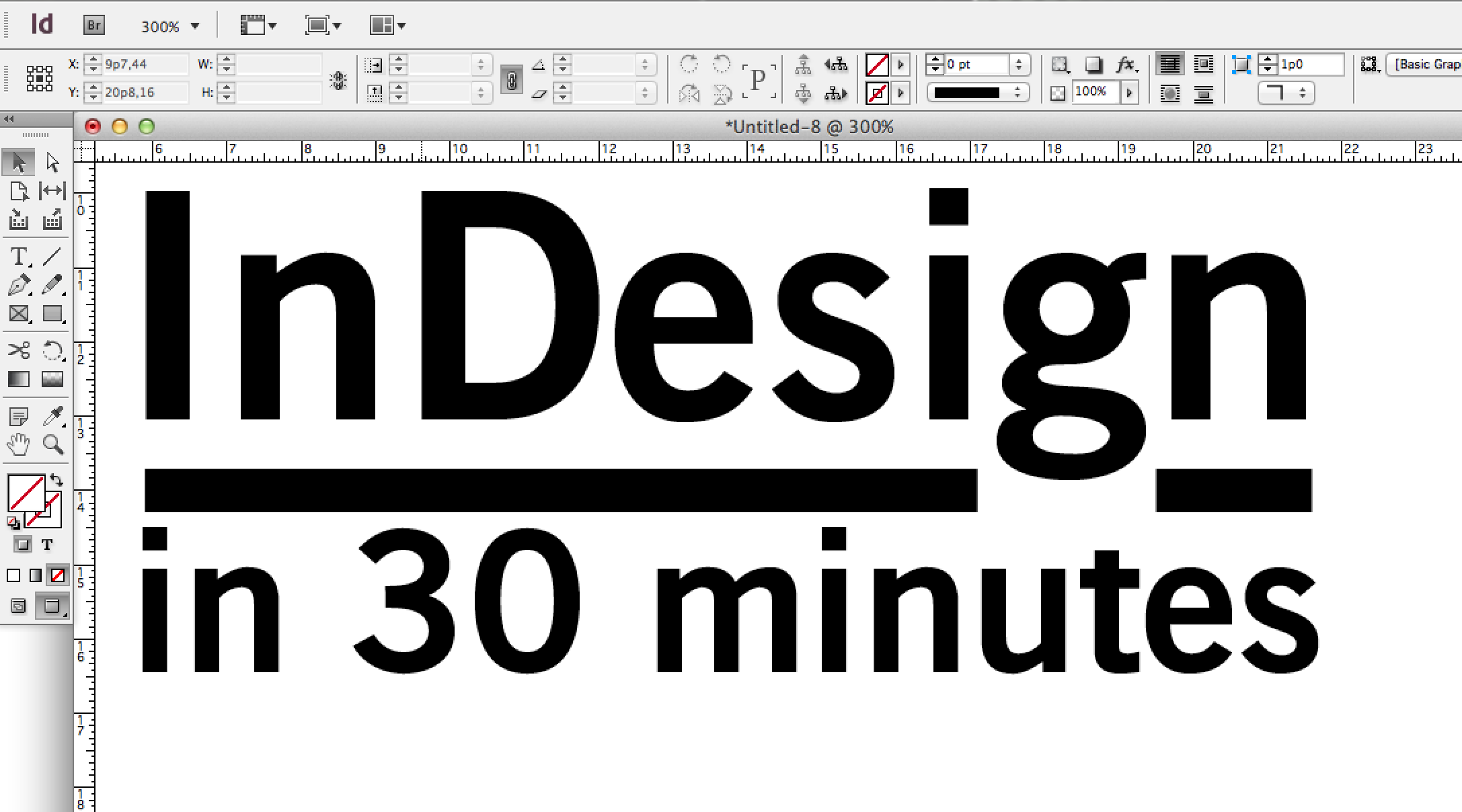 Indesign In 30 Minutes Recreate Your Favorite Magazine Layout