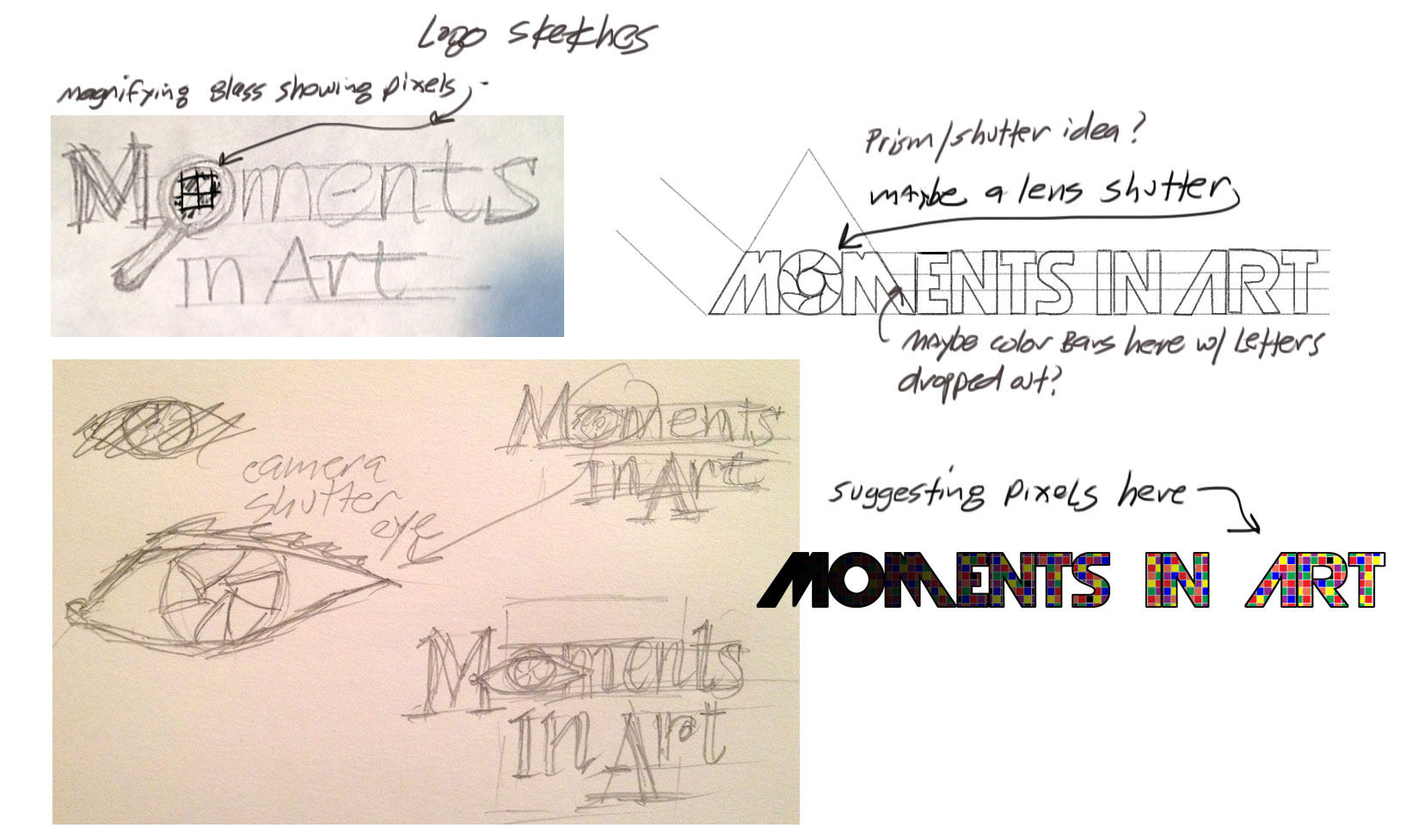 Moments in Art - image 5 - student project