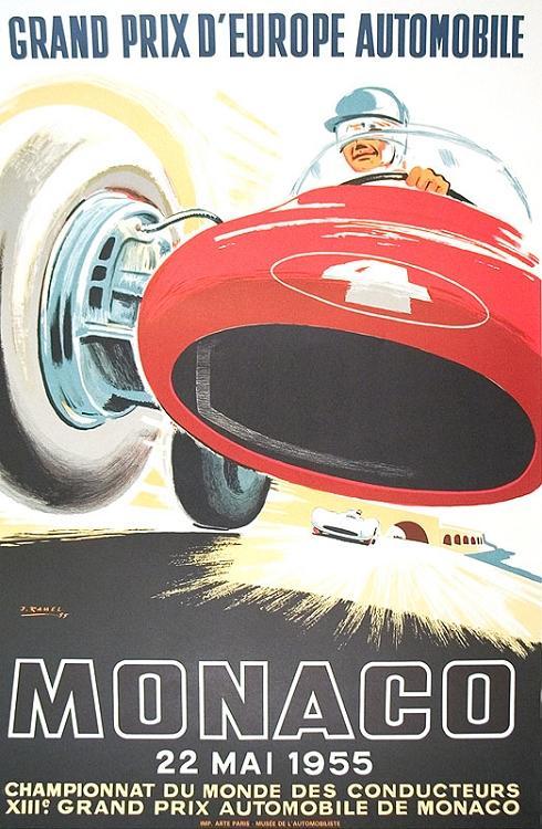 Monaco 1955 FINITO - image 2 - student project
