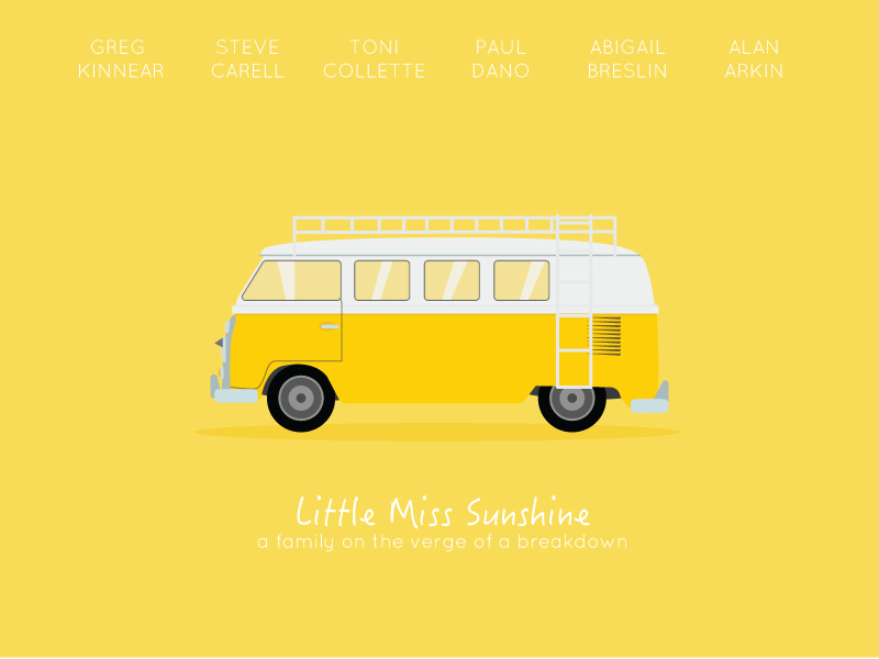 Little Miss Sunshine - image 2 - student project