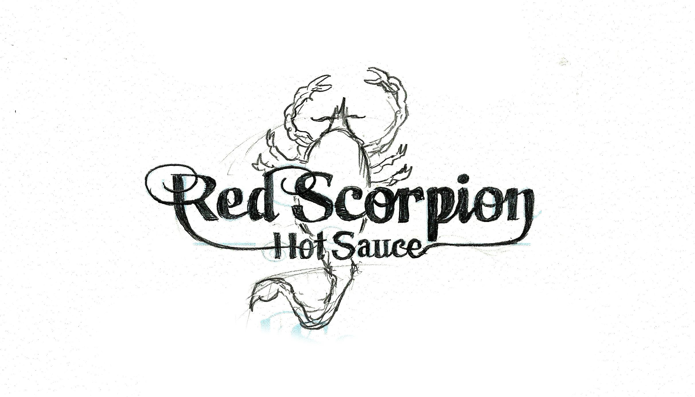 Red Scorpion hot sauce - image 3 - student project