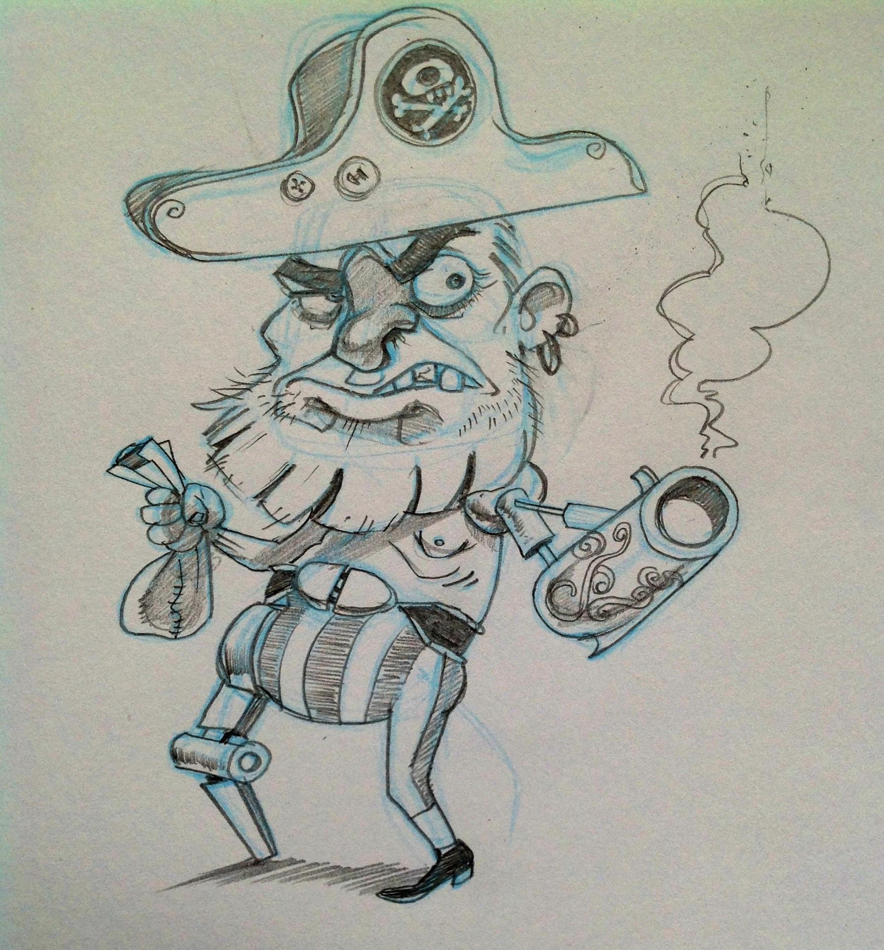 Space Pirates Ahoy!! - image 2 - student project