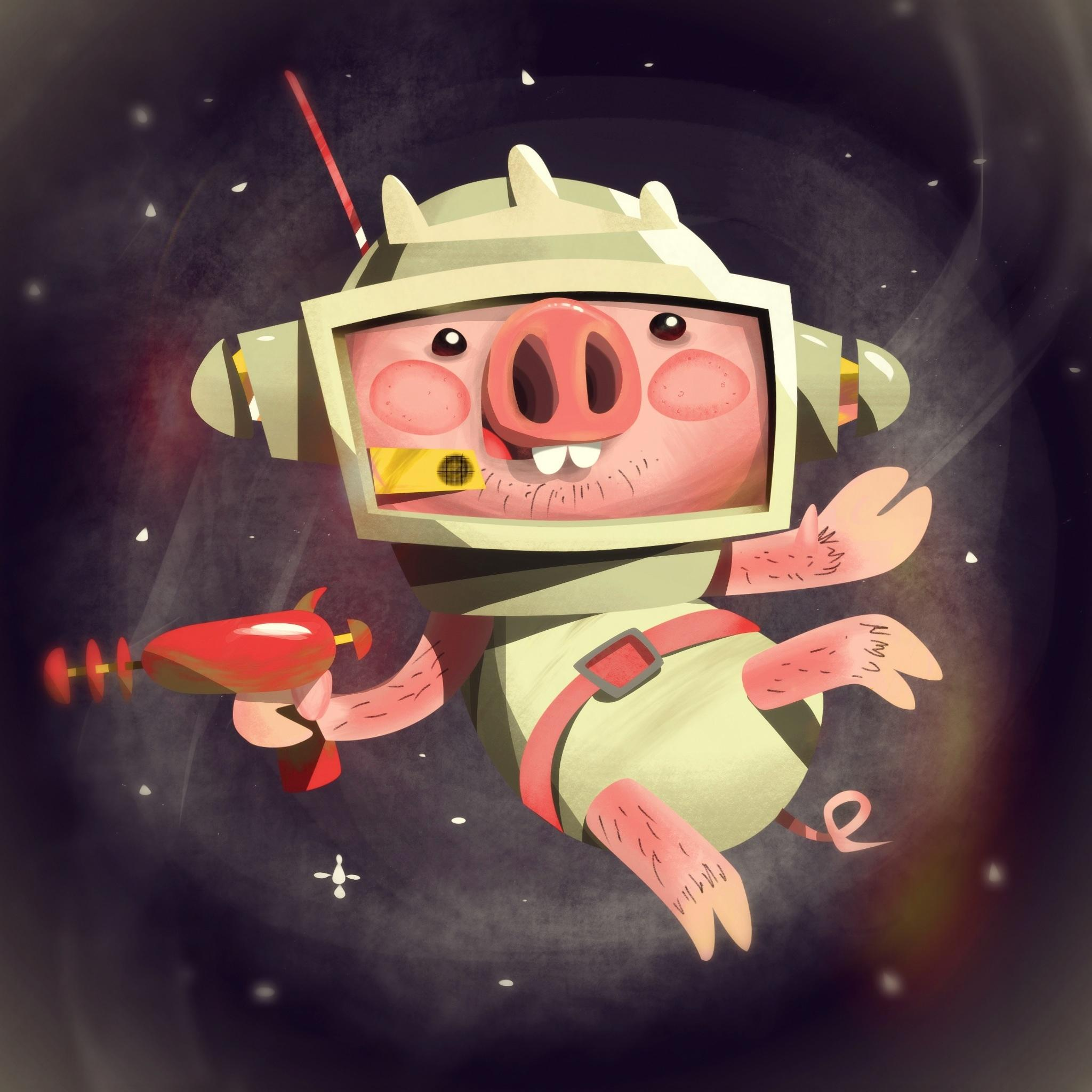 Space Pirates Ahoy!! - image 14 - student project