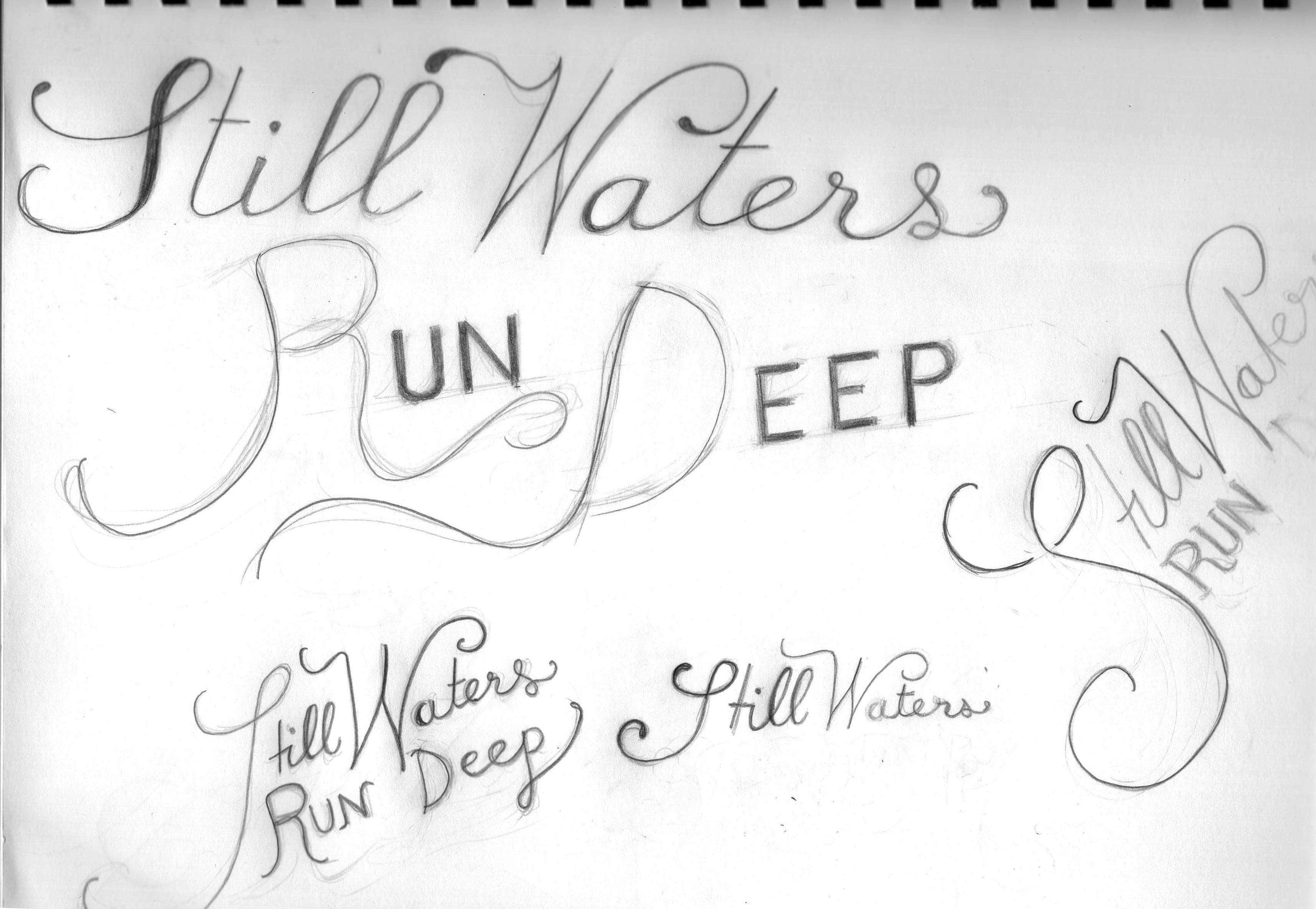 Still Waters Run Deep - image 1 - student project