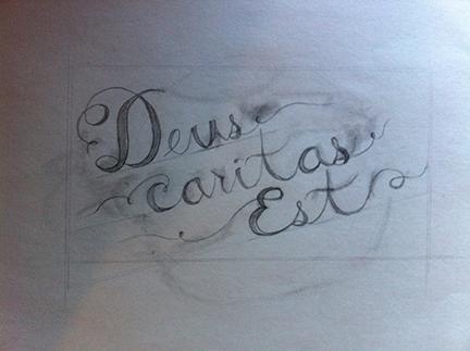 Deus Caritas Est - image 2 - student project