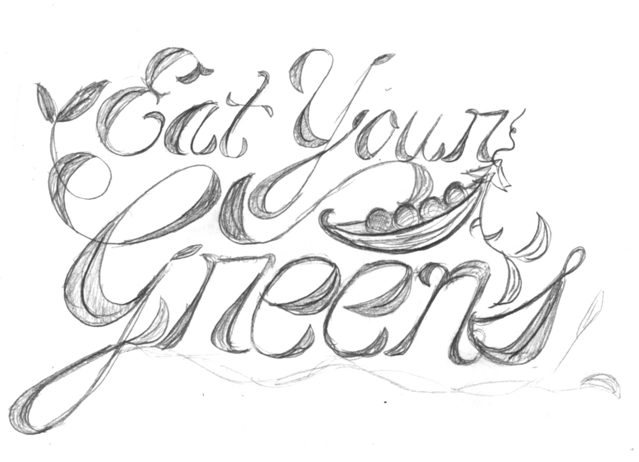 Eat Your Greens - image 3 - student project