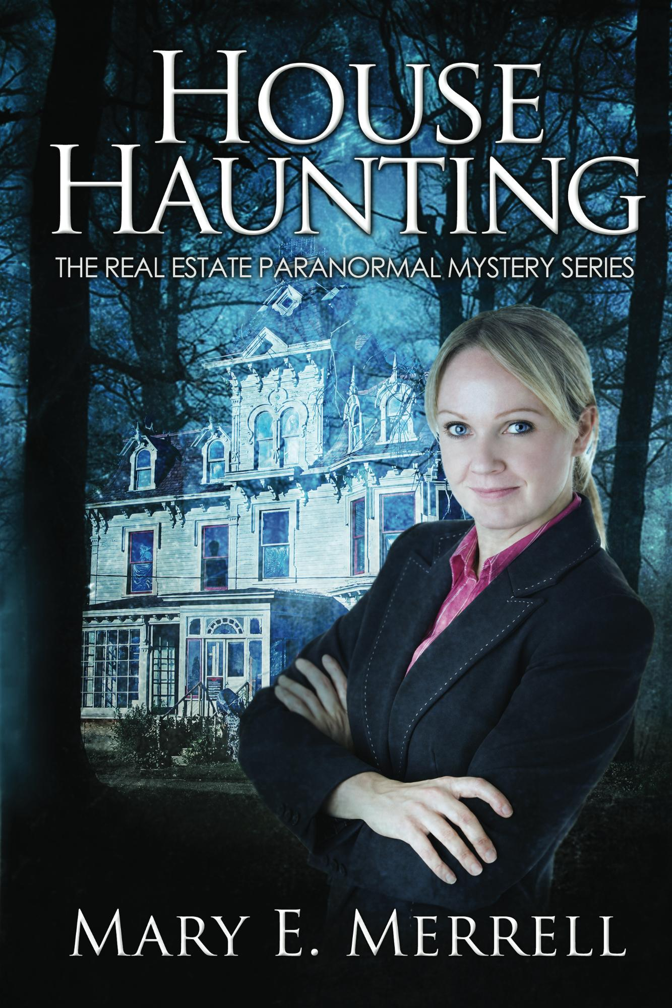 The Real Estate Paranormal Mystery Series Marketing Plan - image 2 - student project