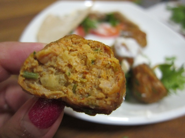 Spicy Koftas!  (Meatballs with Indian spices) - image 12 - student project