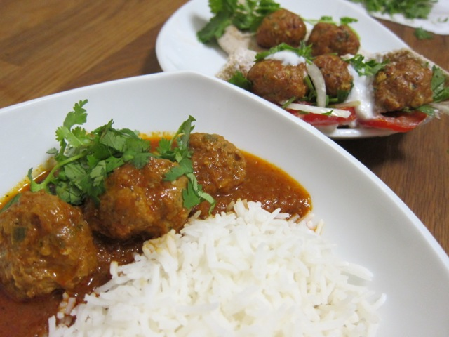 Spicy Koftas!  (Meatballs with Indian spices) - image 11 - student project