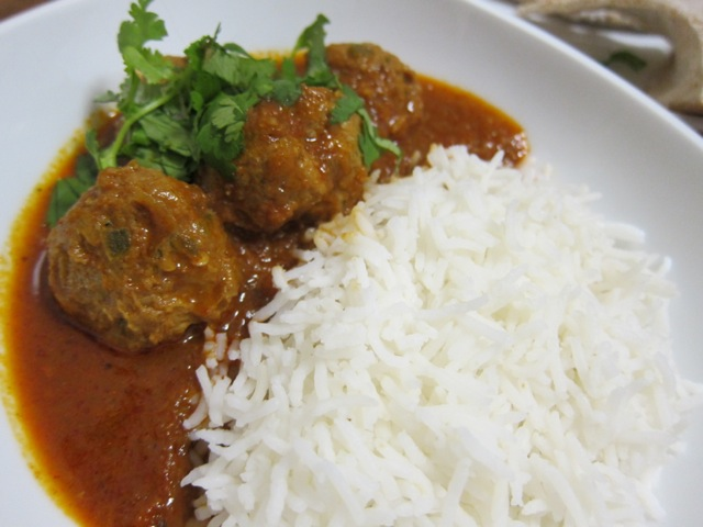 Spicy Koftas!  (Meatballs with Indian spices) - image 10 - student project