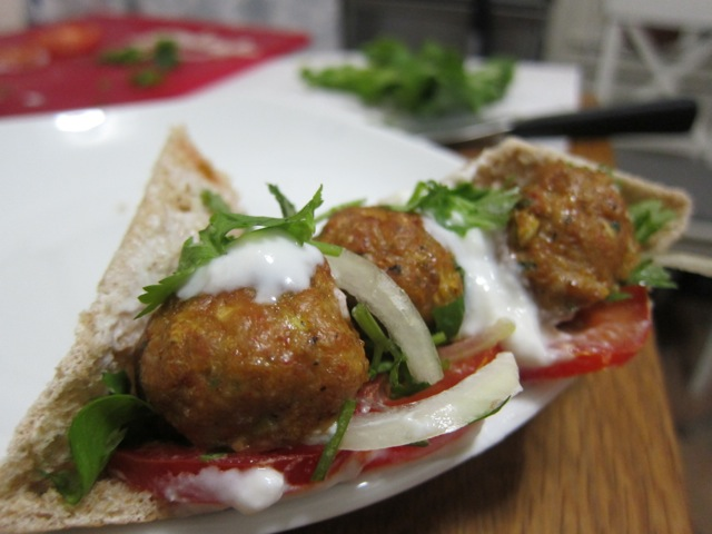 Spicy Koftas!  (Meatballs with Indian spices) - image 9 - student project