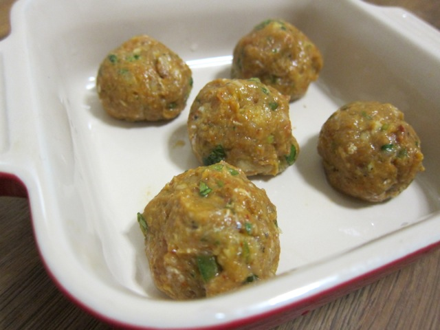 Spicy Koftas!  (Meatballs with Indian spices) - image 7 - student project