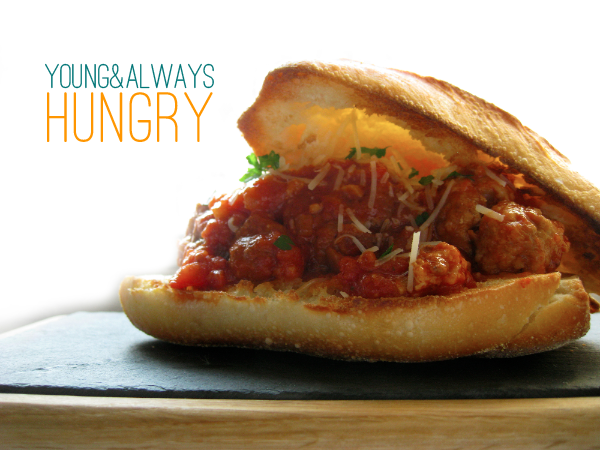 Classic Hungry Meatballs - image 1 - student project